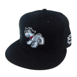 Sombreros personalizados de baloncesto de la moda de cuero bordado la tapa de deporte gorras sombreros tapa Snapback