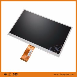 72светодиоды Super высокой яркости IPS 10,1дюйма интерфейс LVDS ЖК-дисплей