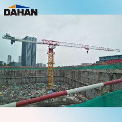 معدات البناء رافعة برج جديد Qtz500 (8522) من الصين