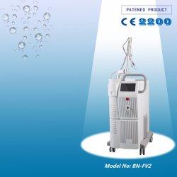 40W RF générateur laser du tube de serrage Vaginal / Rajeunissement de la peau de l'équipement laser fractionnel de CO2