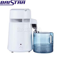 Distillateur van het Water van de Kruik van het Glas van de hoogste Kwaliteit de Draagbare Zuivere voor Huis en het Gebruik van het Laboratorium