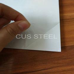Bobina d'acciaio galvanizzata preverniciata con il centro dell'acciaio e della pellicola protettiva