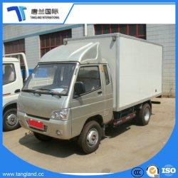 Het mini Lichaam van het Voertuig Commercia/van de Lading/Gesloten Doos/LHV/Light Duty Van Truck (RHD&LHD)