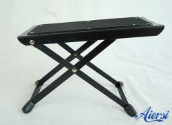 Регулируемый черная металлическая классическая гитара подставку прибора