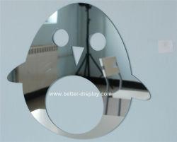 Großhandelsselbstklebende Wand-Spiegel-Dekoration-acrylsaueraufkleber