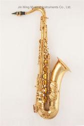 Tenor chinês de alta qualidade saxofone, atacado Fabricação Sax