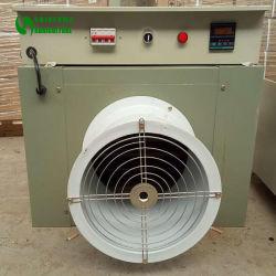 Высокое качество электрический вентилятор отопителя теплый воздух вентилятор отопителя для выбросов парниковых газов