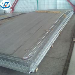 ASTM A240 TP304のステンレス鋼の版のステンレス鋼の食糧皿の版
