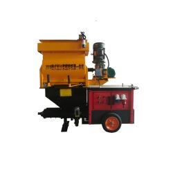 De gemengde Automatische Spuitbus van het Pleister van het Mortier van het Cement van de Muur