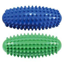 12.5cm PVC d'arachide Spike Boule de massage