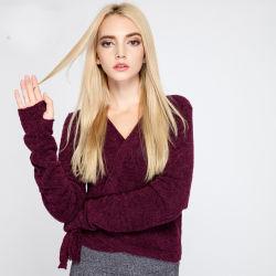 Mesdames tricot de mohair Cardigan court de style européen