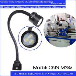 Onn-M3w IP65 24V LED 기계공 일 램프 공작 기계 점화