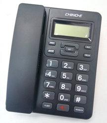 발신자 번호 표시 전화, LCD 디스플레이, 핸즈프리 전화, 유선 전화, 유선 전화, 아날로그 전화기
