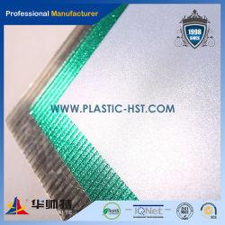 Ontruim/het Blauwe/Groene/Opalen Blad van het Polycarbonaat van de Zon van het Blad van PC van de Kleur Holle