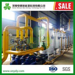 300KW de puissance de la bioénergie générateur de la biomasse végétale