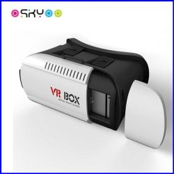 지능적인 Phone 3D Vr Box Virtual Reality Video Glasses