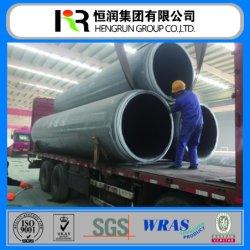 Para la planta de energía / agua la desviación del tubo de plástico reforzado con fibra