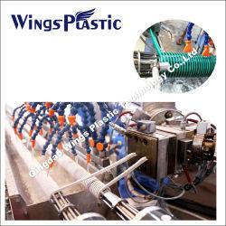 Mangueira de Sucção reforçado em espiral de PVC linha de extrusão / máquina de fabricação
