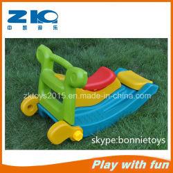 Plástico Mini tobogán y Rider con 2 funciones para niños