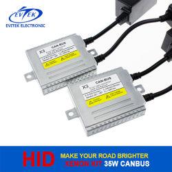 Evitek Bonne performance Ballast électronique Canbus pour éclairage de xénon de voiture 35W HID phare
