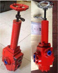 수동/공압 압력 조절 밸브 Jys21-25 및 Jysq21-25, 오버플로우 밸브, 압력 레귤레이터, 릴리프 밸브