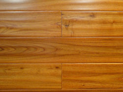 Oiled 중국 Teak Robinia Solid Wood Floors를 가진 고대 Nature Cloor