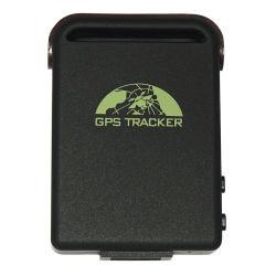 Tk102 pequeño dispositivo de localización GPS en tiempo real con batería recargable incorporada