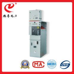 Apparecchiatura elettrica di comando elettrica Metallo-Inclusa isolata gas di Xgn15-12 Sf6 per tensione media per costruzione rurale