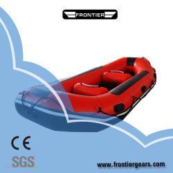 15ft (4,5 m) Fishing-Multi PVC Color-Red Color-Beam Floor-White Rafting barcos infláveis de Água
