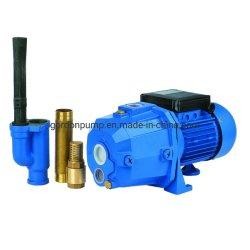 DP-doppeltes Rohr-selbstansaugender Strahlen-tiefe Quellwasser-Pumpe mit elektrischem kabel