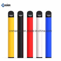 卸し売り普及した注文の細い複数色の使い捨て可能なポッド