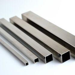 أنبوب مستطيلٌ مع جهاز AISI 904L 2205 2520 دوبلكس مصقول من الفولاذ المقاوم للصدأ أنبوب ملحوم