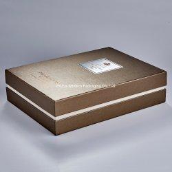 Caixa de oferta de vinhos de licor de Vinho Caixa de oferta de bebidas da caixa de Embalagem Caixa de embalagem de licor negro
