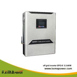 Off en la red eléctrica de baja frecuencia híbrida de onda sinusoidal pura MPPT incorporada la batería PWM inversor de sistema de Energía Solar