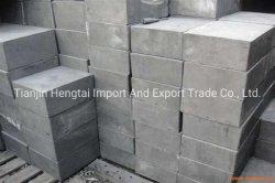 ライニング材料として熱い販売の良い構造のグラファイトのブロック