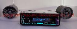 Bluetooth en el salpicadero del coche de Radio Stereo reproductor de DVD