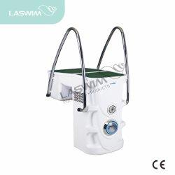 Wall-Hung Unidad de filtración La filtración, desinfección de circulación, drenaje y la iluminación en una unidad compacta