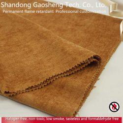 낮은 가격 보장 품질 기본적으로 iFR Chenille Curtain Fabric 역숙련도