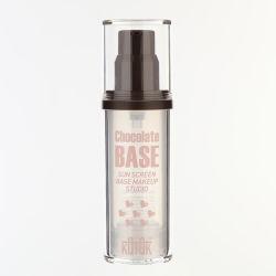 El cuidado personal productos cosméticos de embalaje Airless Botella de gel acondicionador