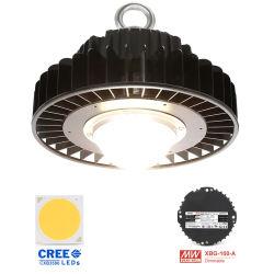 Светодиод початков 120 градусов 100 мм для гражданина початков Clu048 КРИ Cxb3590 светодиодный индикатор роста