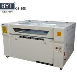 Bytcnc heißer Verkauf Doppeltisch mit Heben CO2 CNC-Lasermaschine für Acryl, MDF-Laserschneiden und Gravieren mit CE FDA SGS-Zertifizierung