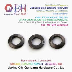 Qbh DIN6319 DIN 6319 M6-M30 acciaio inossidabile in lega di carbonio rame Guarnizione sferica conica in ottone