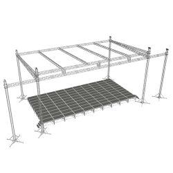 Einfach AluminiumMesseen-Ausstellung-Stand-Binder-Bildschirmanzeige für Verkauf zusammenbauen