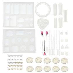 Set accessori per gioielli silicagel Mold