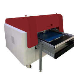 55pph офсетной печати компьютера на пластину Platesetter тепловой CTP