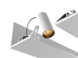 De LEIDENE Partij van het Plafond zet van de Lichte 20W LEIDENE van het Spoor leiden van de Lamp Lamp van het Spoor op