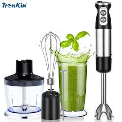 Cuisine d'immersion Portable Stick Blender mixeur plongeant du hacheur de paille Food Processor