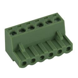 터미널 블록 5.0mm의 단자 스트립 커넥터 플러그