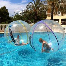 Água insufláveis curta roller ball Bola de Dança humana