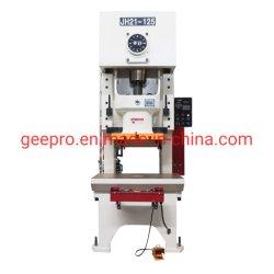 Stock bastidor C 200t 500 toneladas de la máquina de prensa de corte para Acero inoxidable